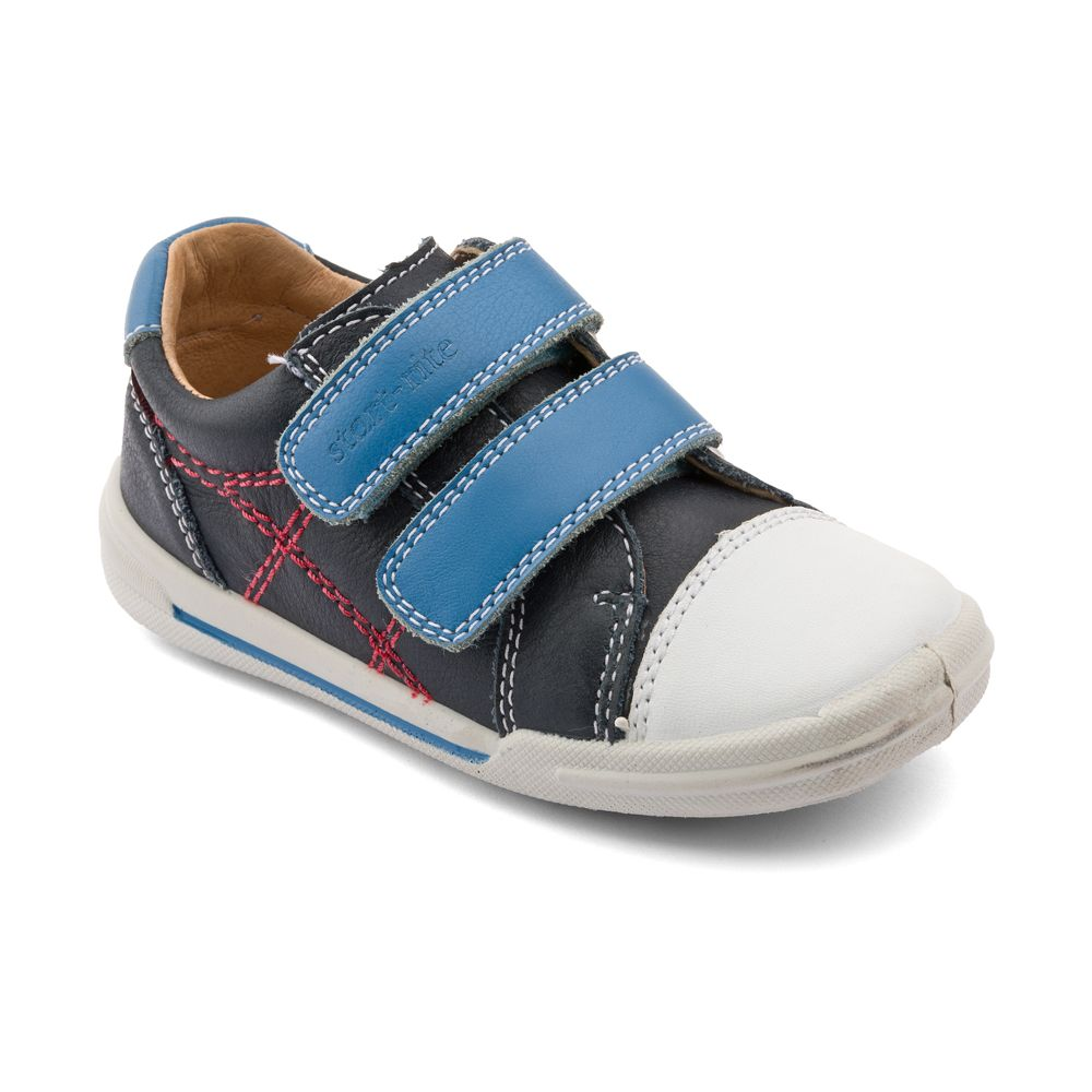 First boy`s flexy soft milan leather shoes