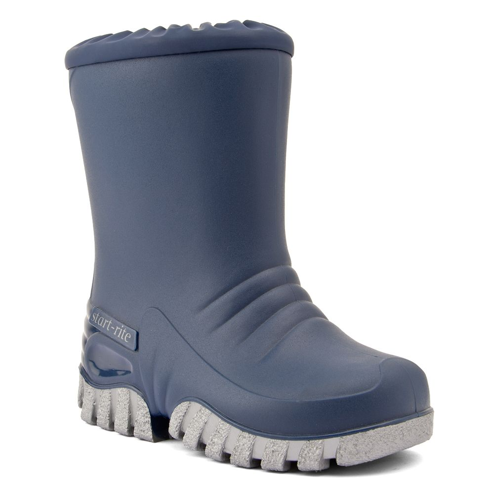 Baby mud buster wellington boots