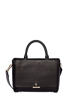 Bess mini leather tote bag