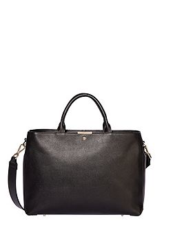 Bess large leather tote bag