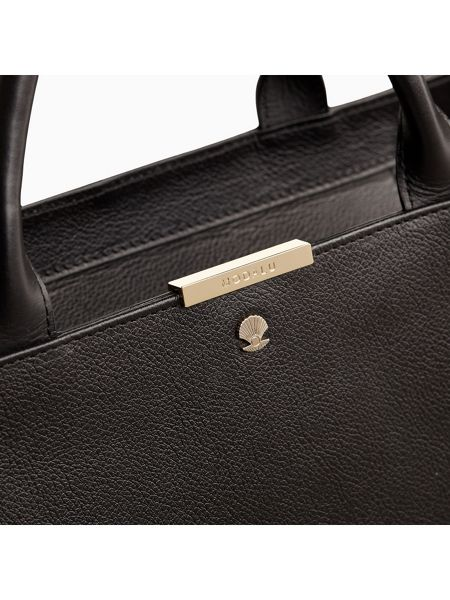 Modalu Bess large leather tote bag