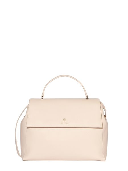 Modalu Heather leather satchel bag