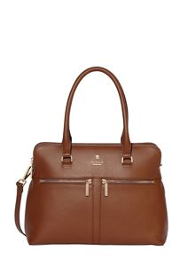 Modalu Pippa leather grab bag
