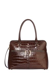 Modalu Pippa leather small grab bag
