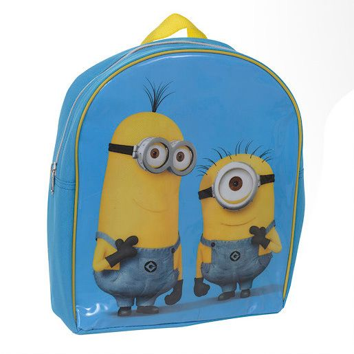 Kids Backpack - Minions Dave and Stuart