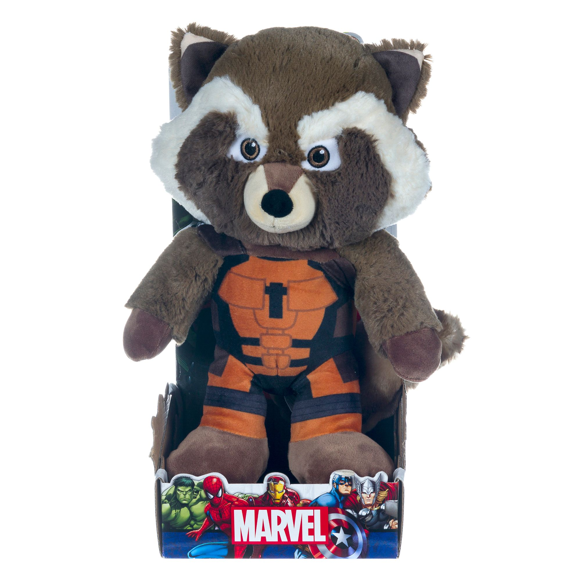 Image of Marvel Guardians Of The Galaxy 10-Inch Rocket R
