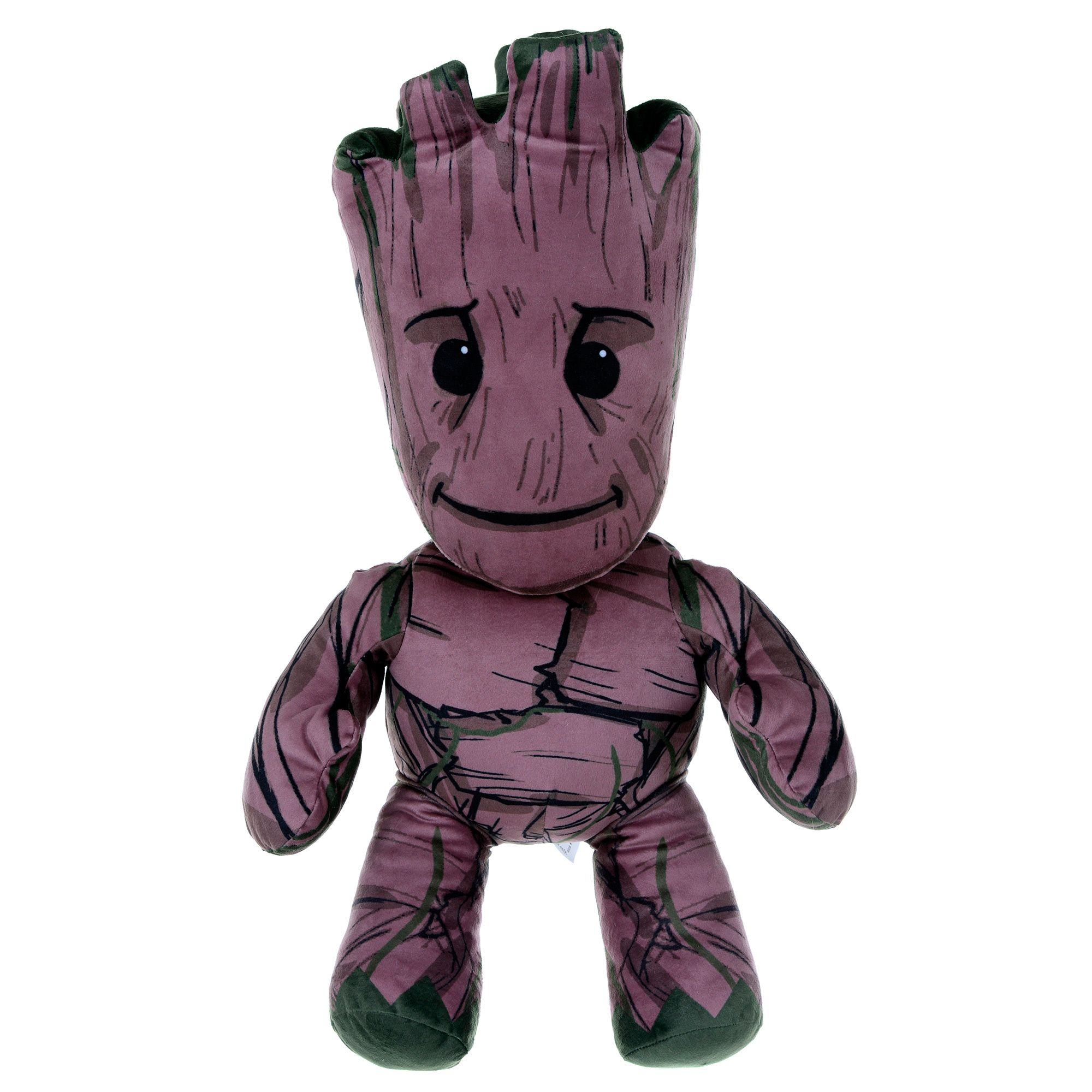 Image of Marvel Guardians Of The Galaxy Groot XL Soft Toy