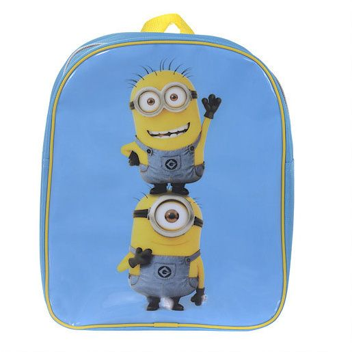 Kids Backpack - Minions Stuart and Tim
