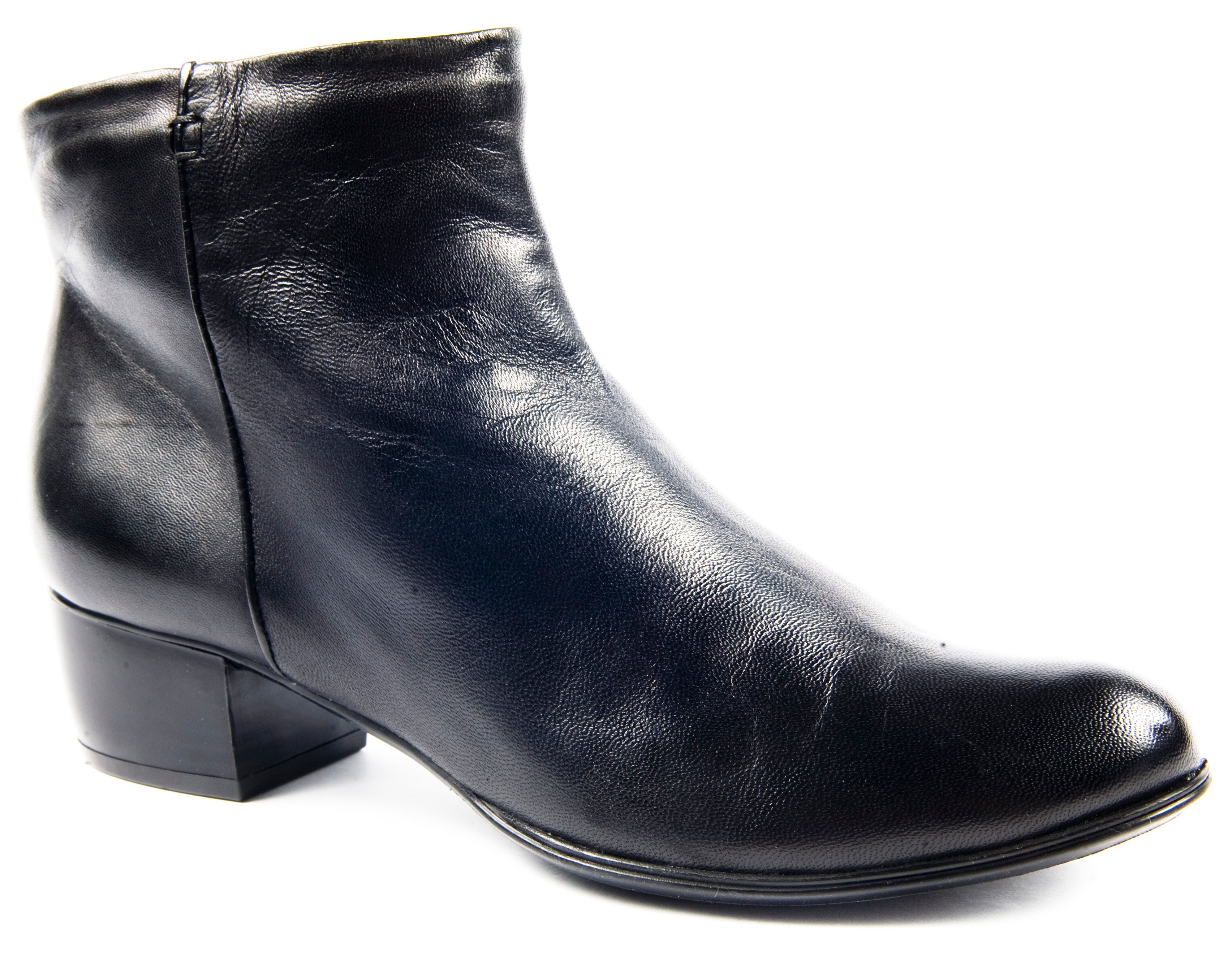 Lillian casual heeled boots