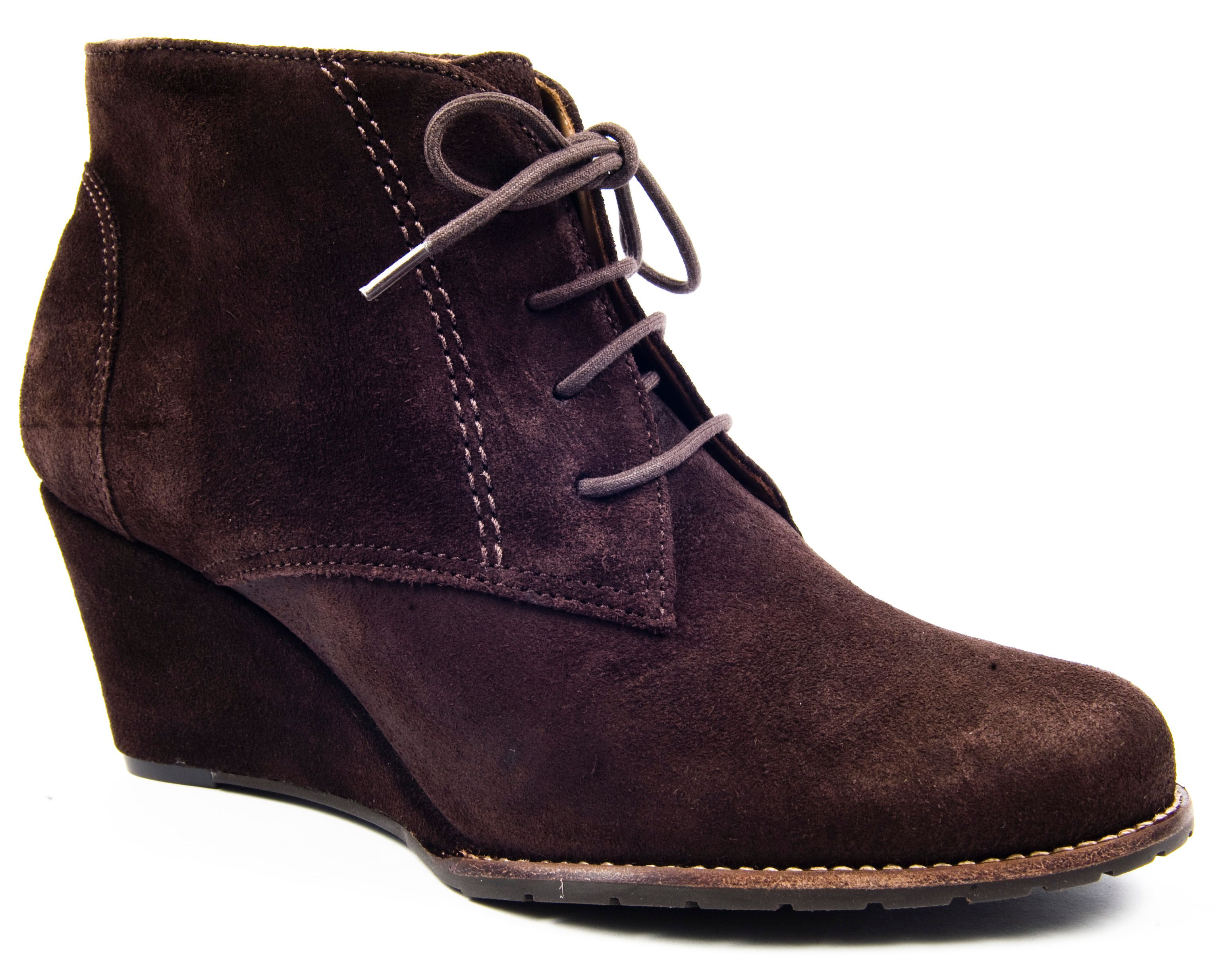 March ankle boots