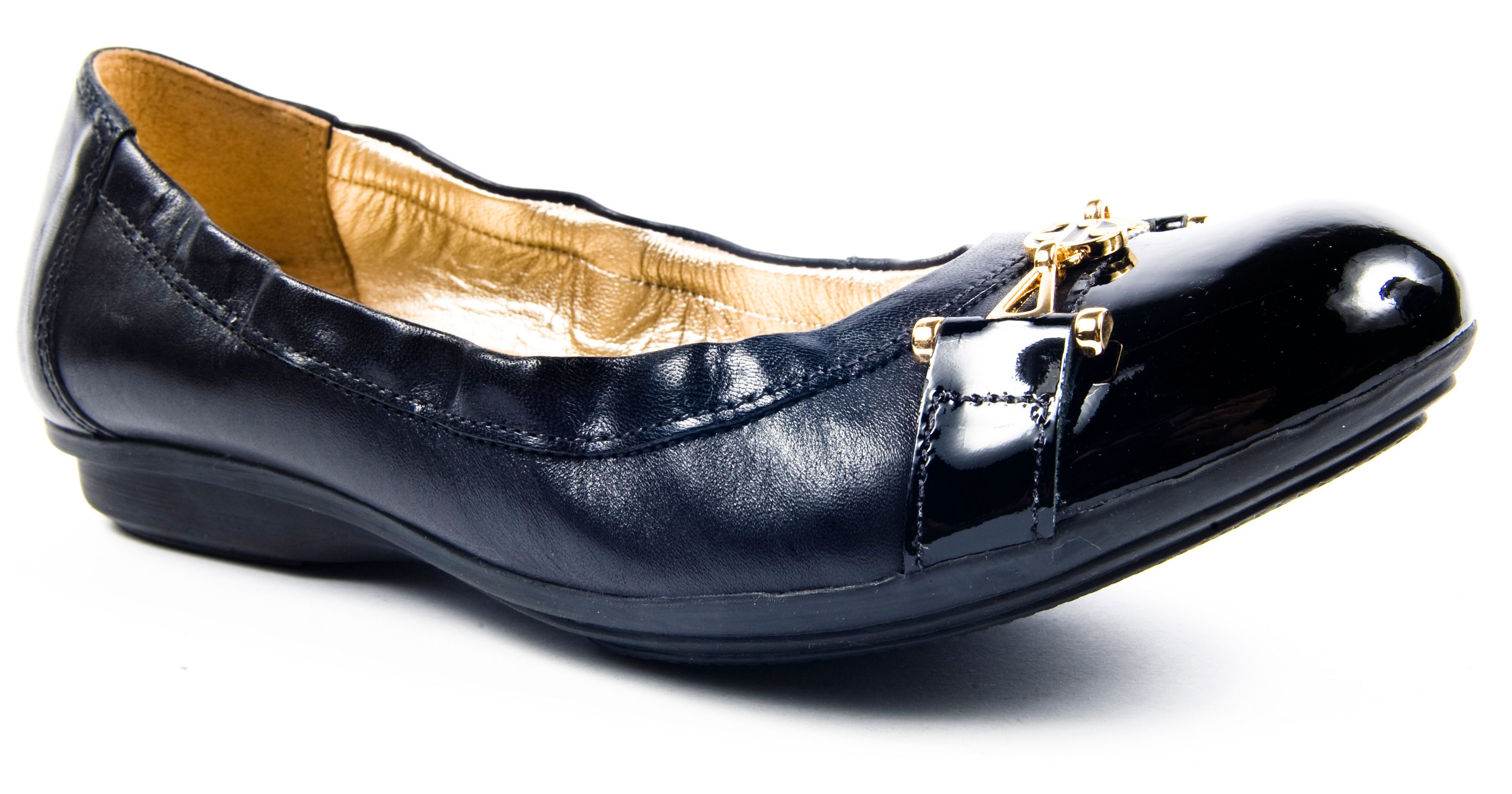Galloway flat shoes