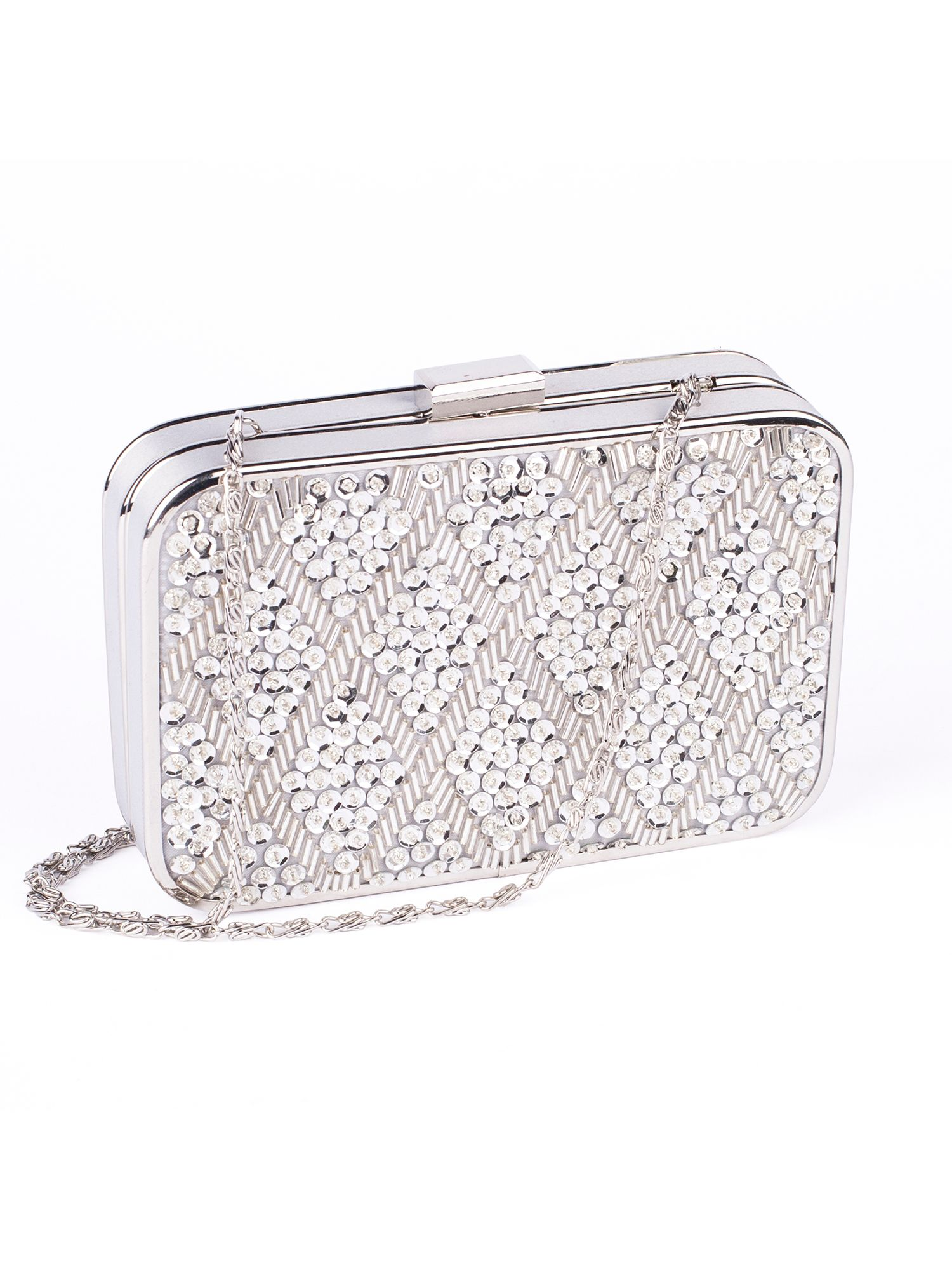 Carrie clutch bag