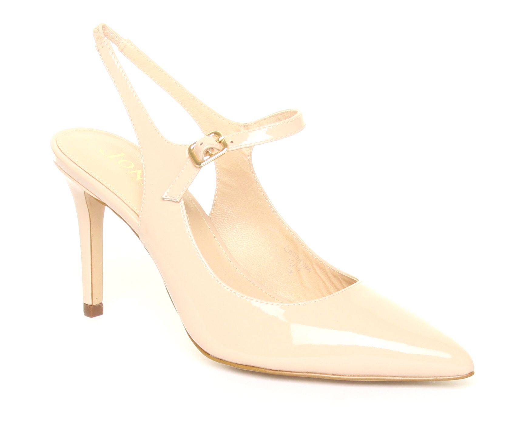 Caitriona heeled sling back shoes
