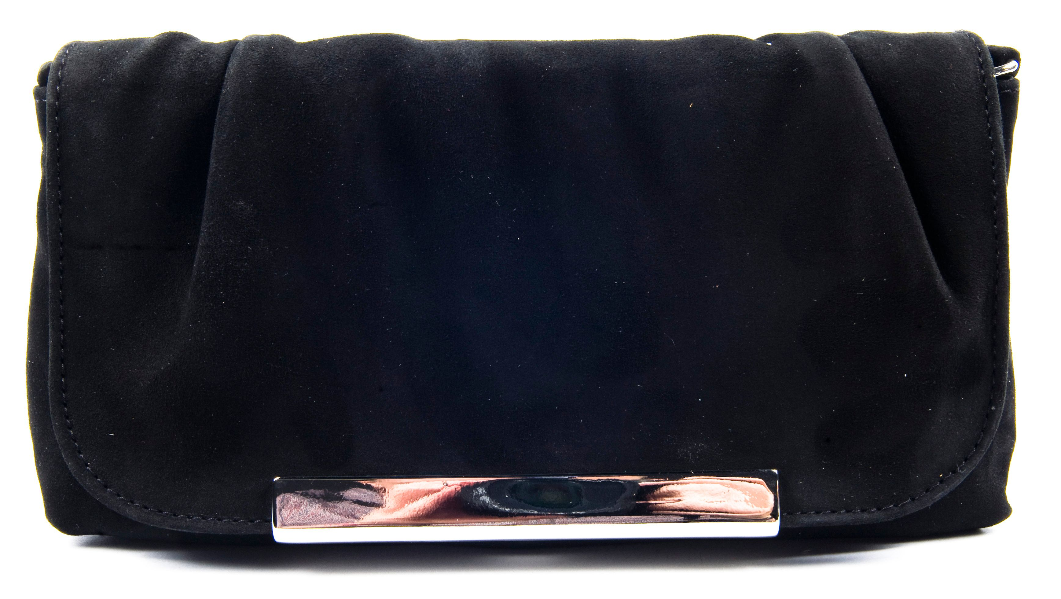 Mindi clutch bag