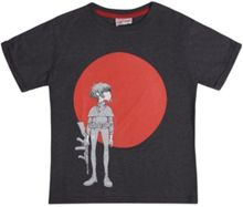 Amplified Kids Kids Gorillaz Empire Antz Marl T-Shirt