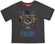 Amplified Kids Kids Guns `N` Roses Tour T-Shirt