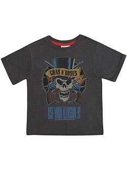 Kids Guns `N` Roses Tour T-Shirt