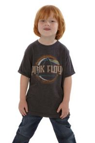 Amplified Kids Kids Pink Floyd On The Run T-Shirt