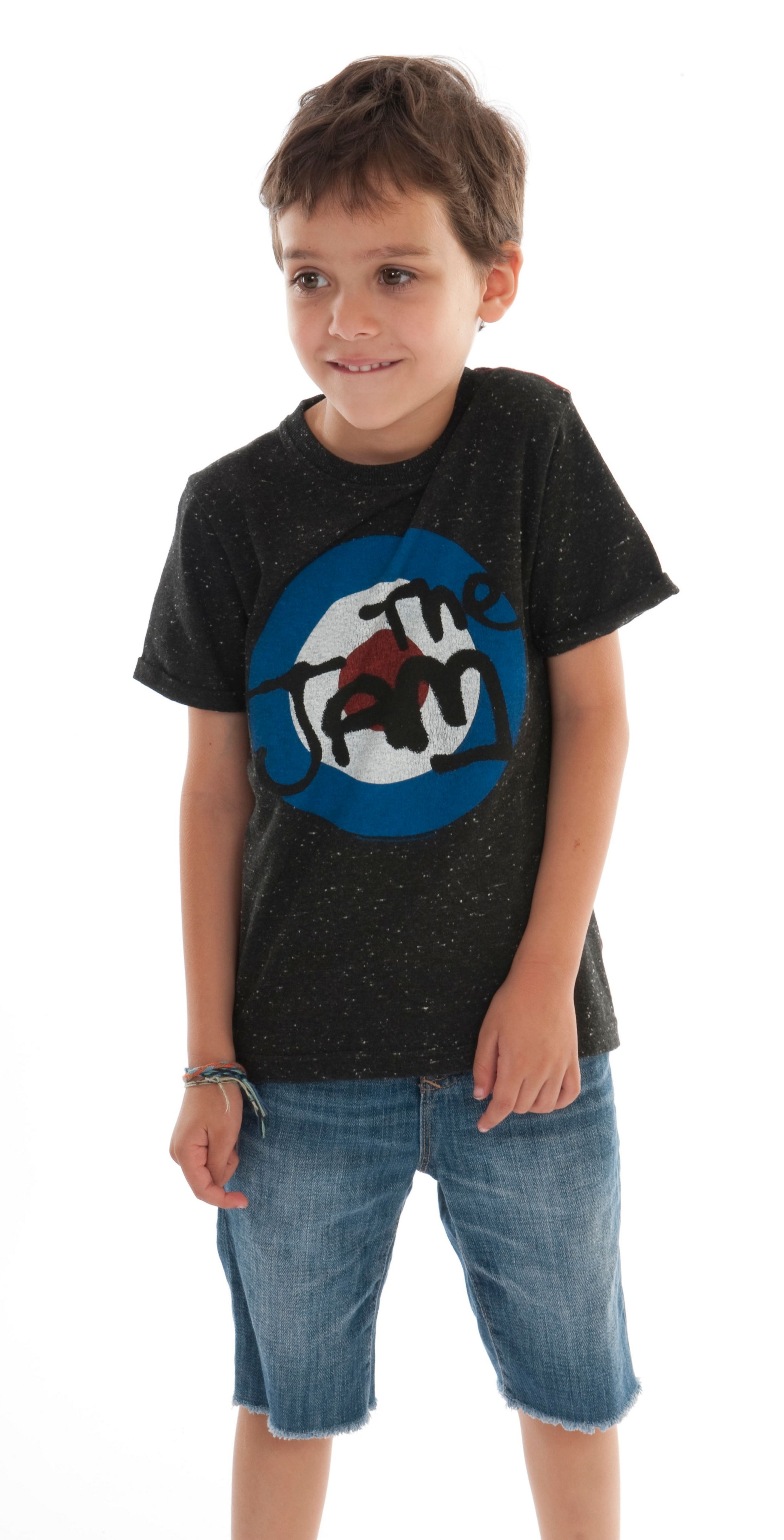 Kid`s The Jam speckle t-shirt
