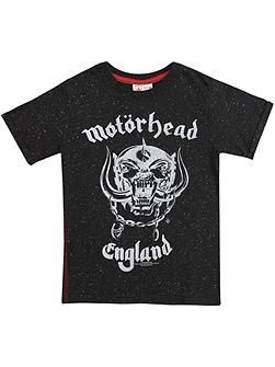 Amplified Kids Kids Mot?rhead England Speckle T-Shirt