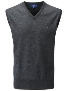 Peter Scott Merino slipover jumper