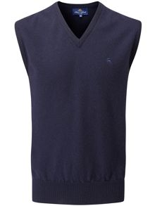 Peter Scott Lambswool slipover jumper