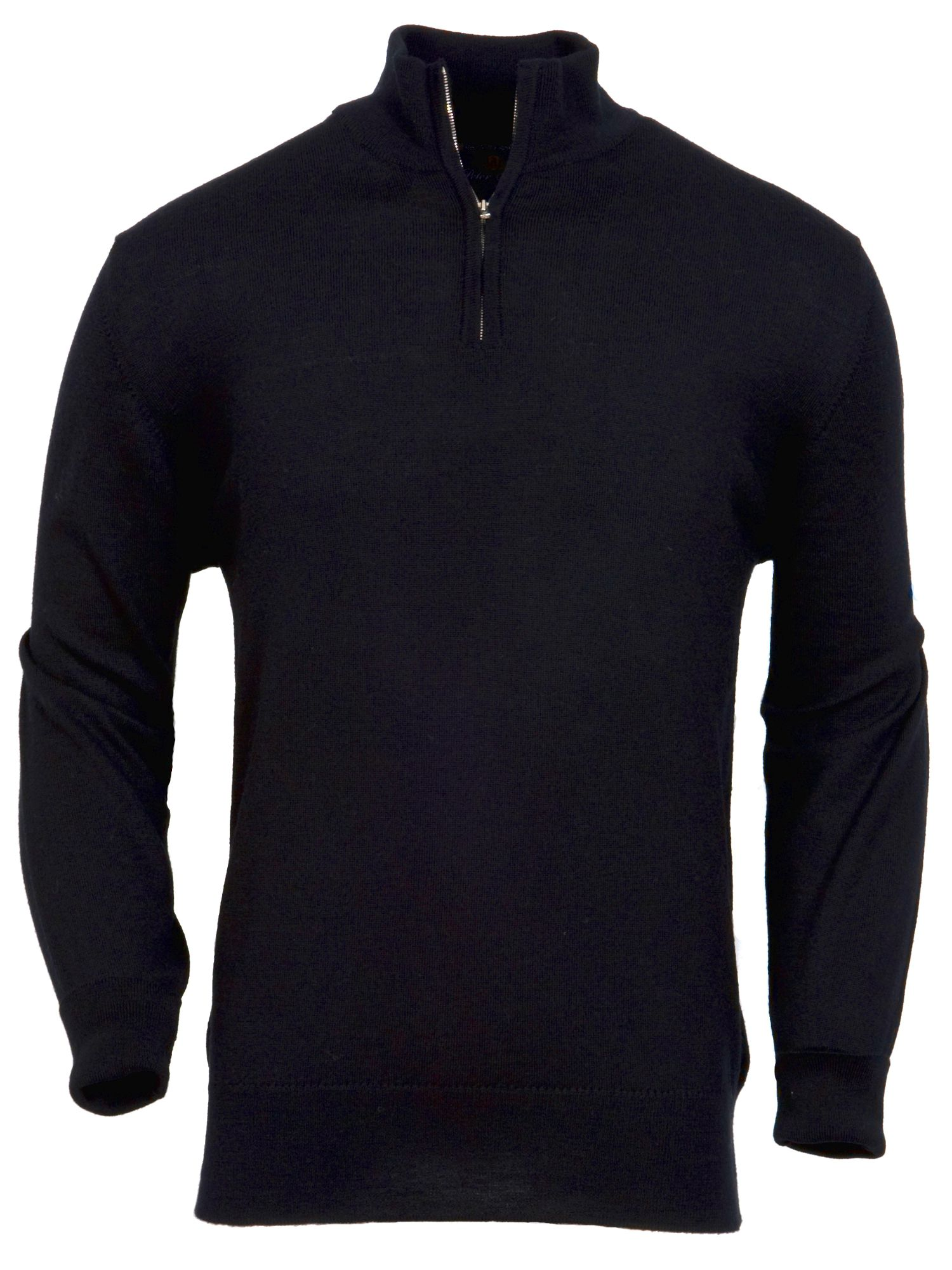 Men`s Merino Zip Jumper
