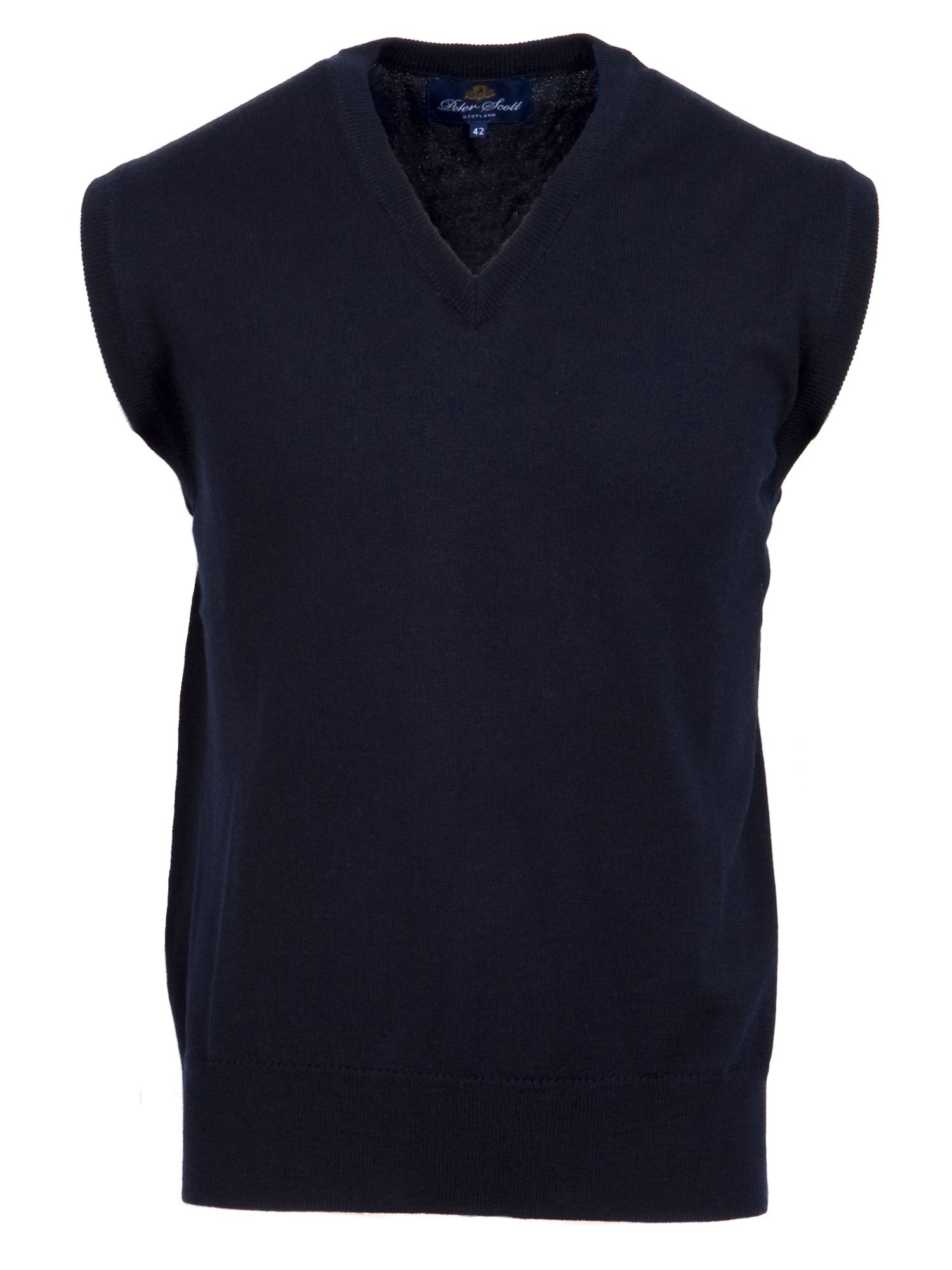 Men`s Merino Slipover