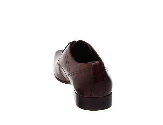 Alarms square toe work shoes