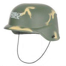 HTI Fancy dress army helmet