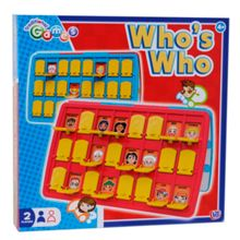 HTI Who Is Who Game