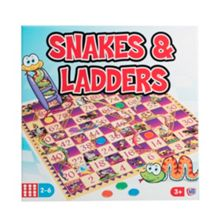 HTI Snakes & Ladders Game