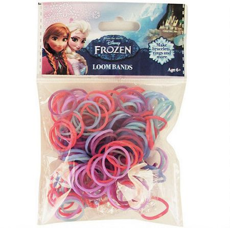 Disney Frozen Bands refill pack 200 loom bands