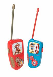 The Avengers Walkie Talkies