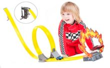 Teamsterz Flame Crasher Playset