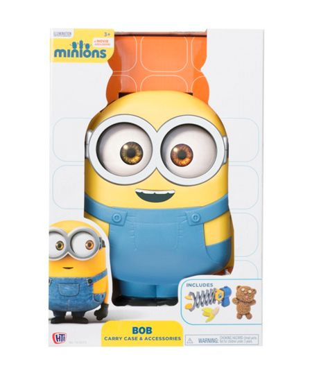 Minions Movie Bob Play Case