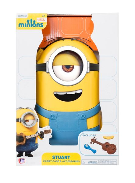 Minions Movie Stuart Music Accessories Play Case