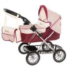 Ranger pram with shoulder bag - 74cm