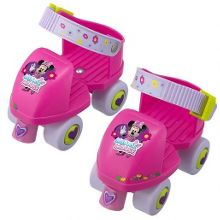 Minnie Mouse Bow-tique Quad Skates