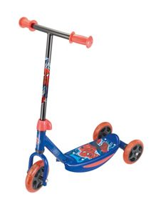 Spiderman Ultimate Spider-Man 3 Wheeled Scooter
