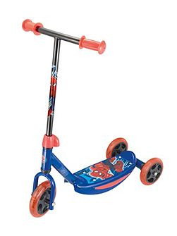 Ultimate Spider-Man 3 Wheeled Scooter
