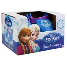 Disney Frozen Adjustable Quad Skates