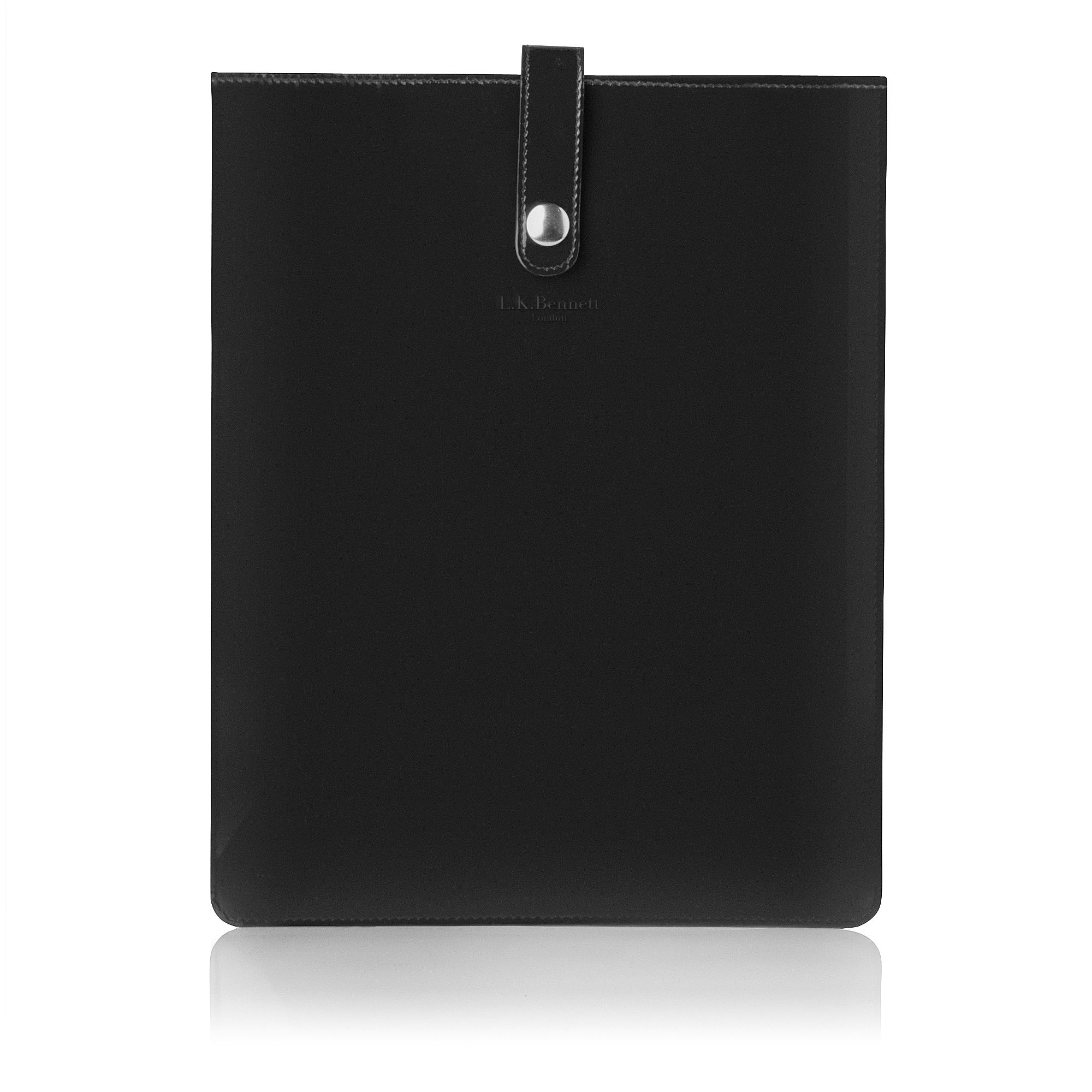 Liz black iPad cover