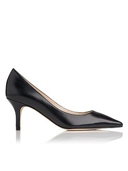 Florisa leather court shoes
