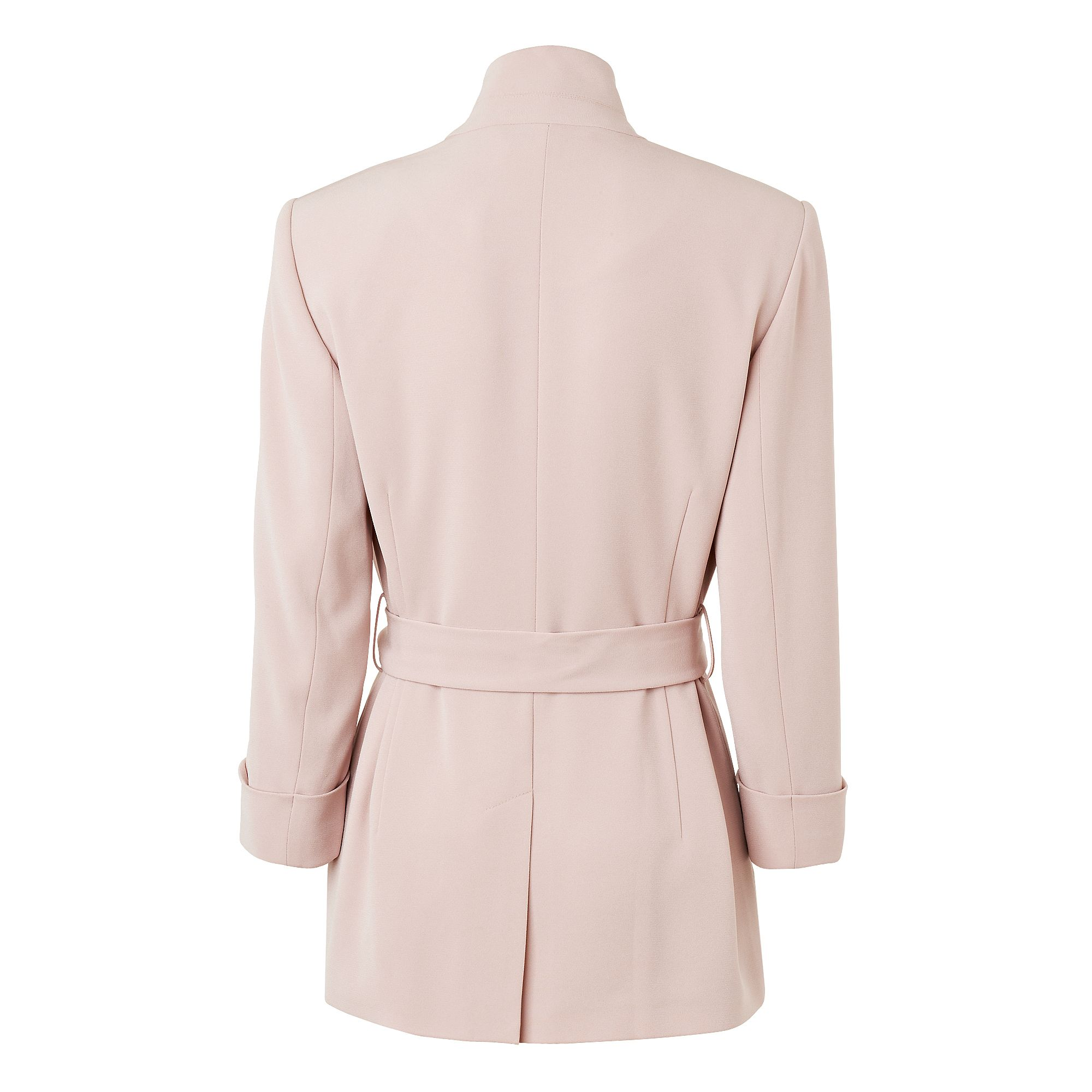 Dolly Tie Belt Jacket