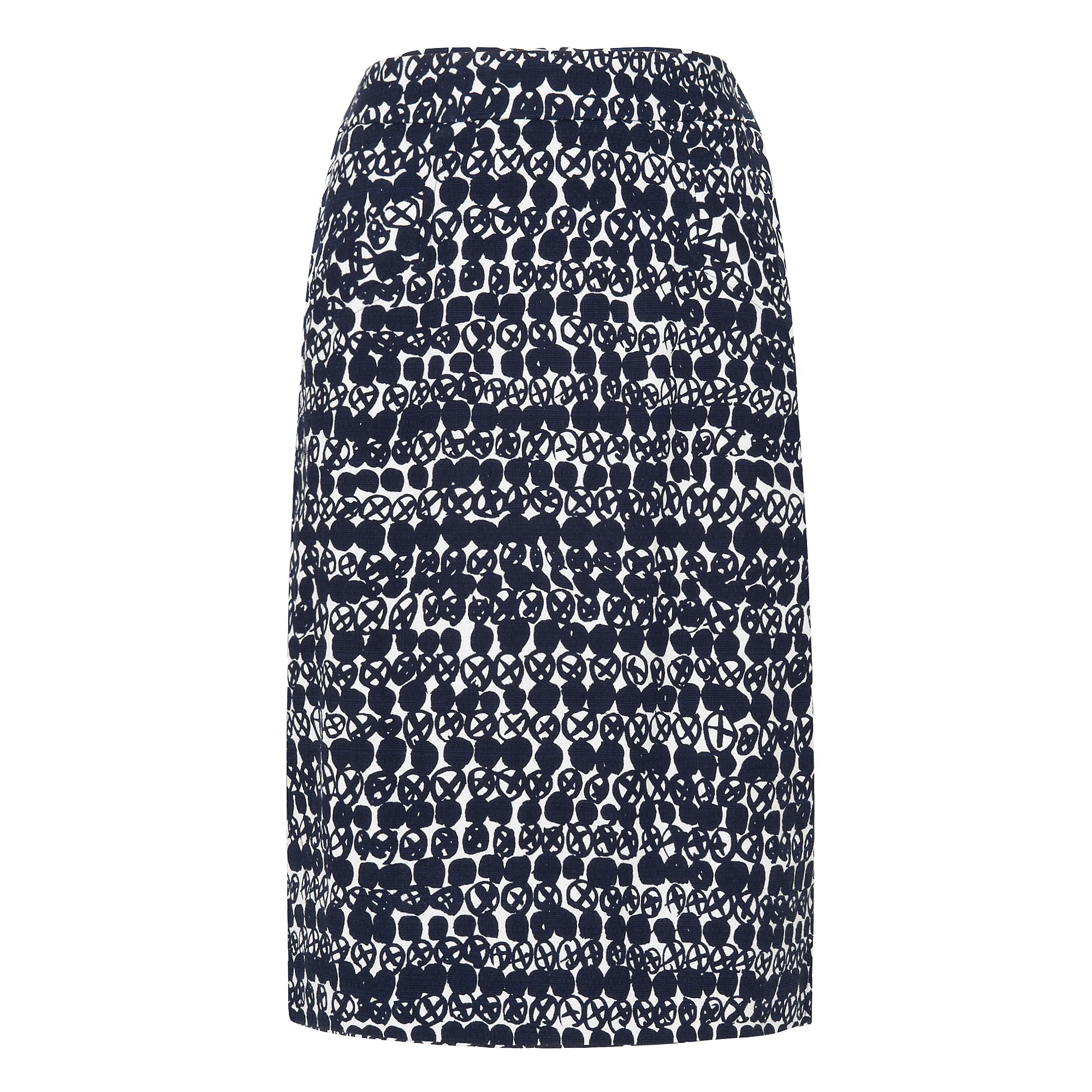 Volsa Printed Skirt