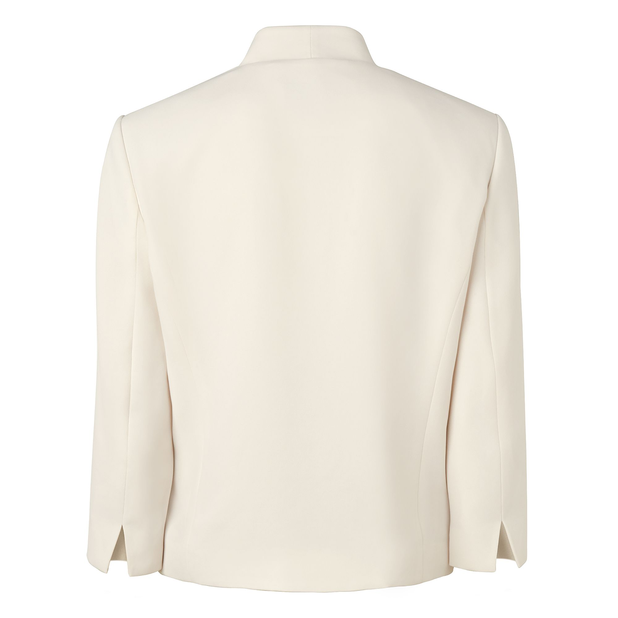 Petal Tailored Lapel Jacket