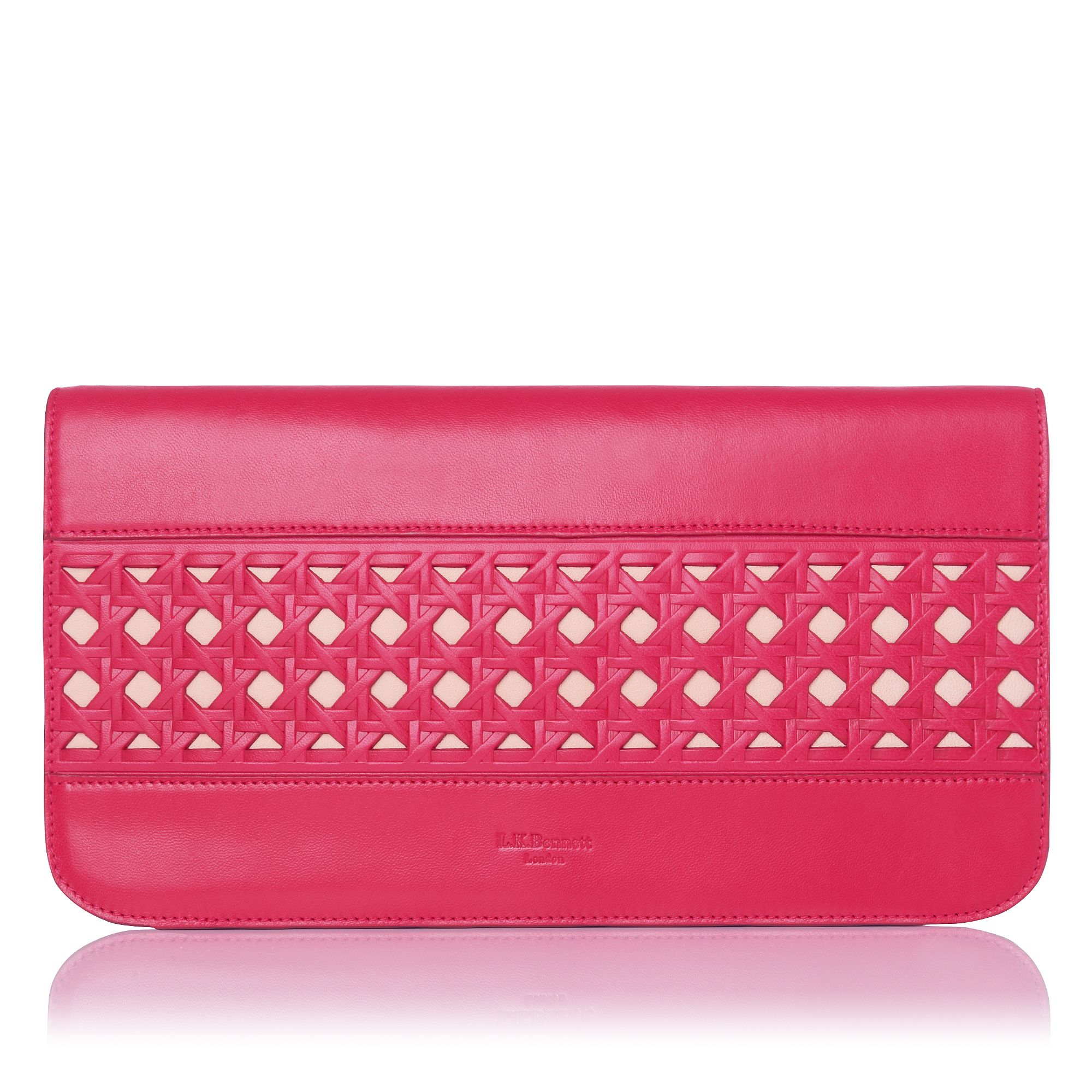 Willa clutch bag