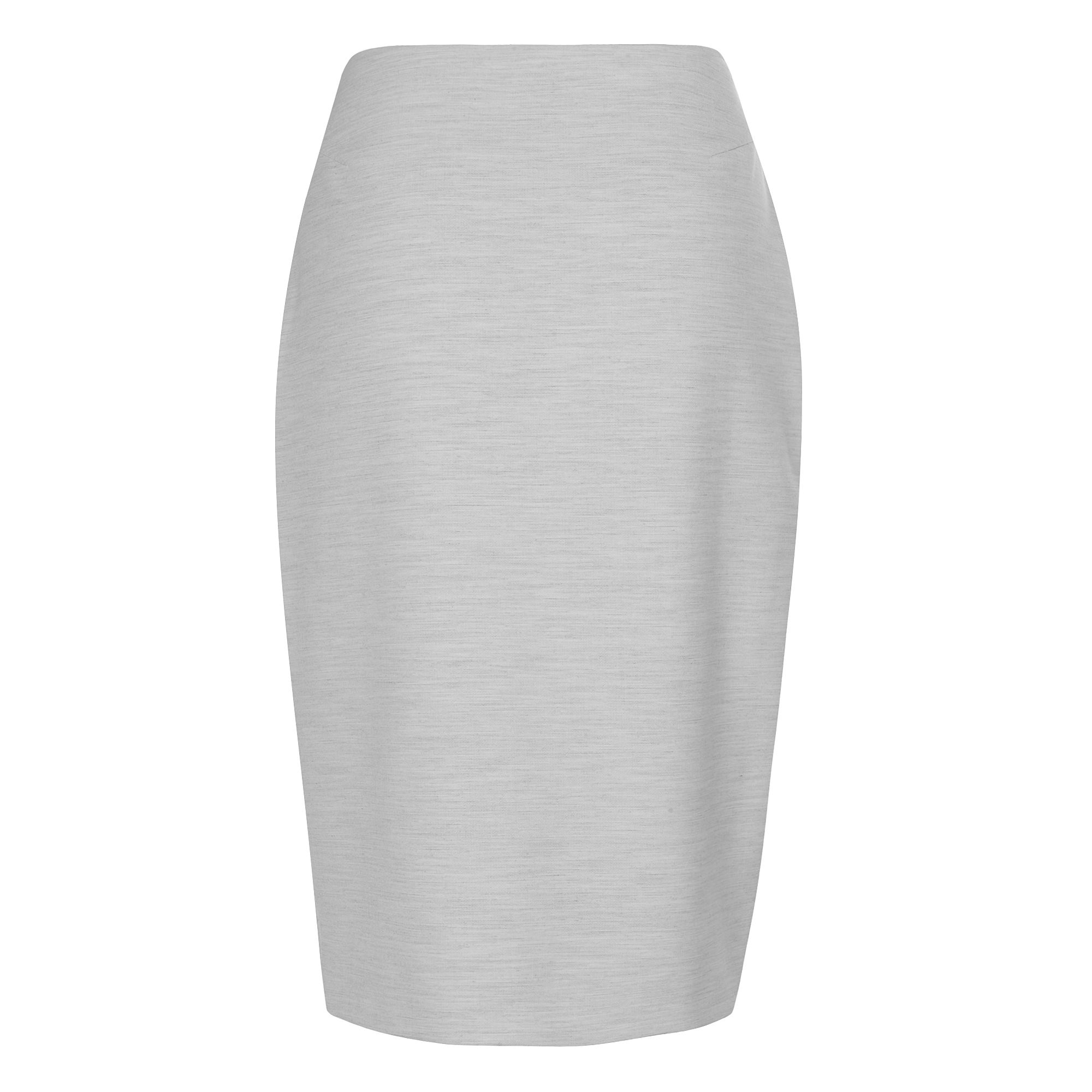 Handa fitted skirt