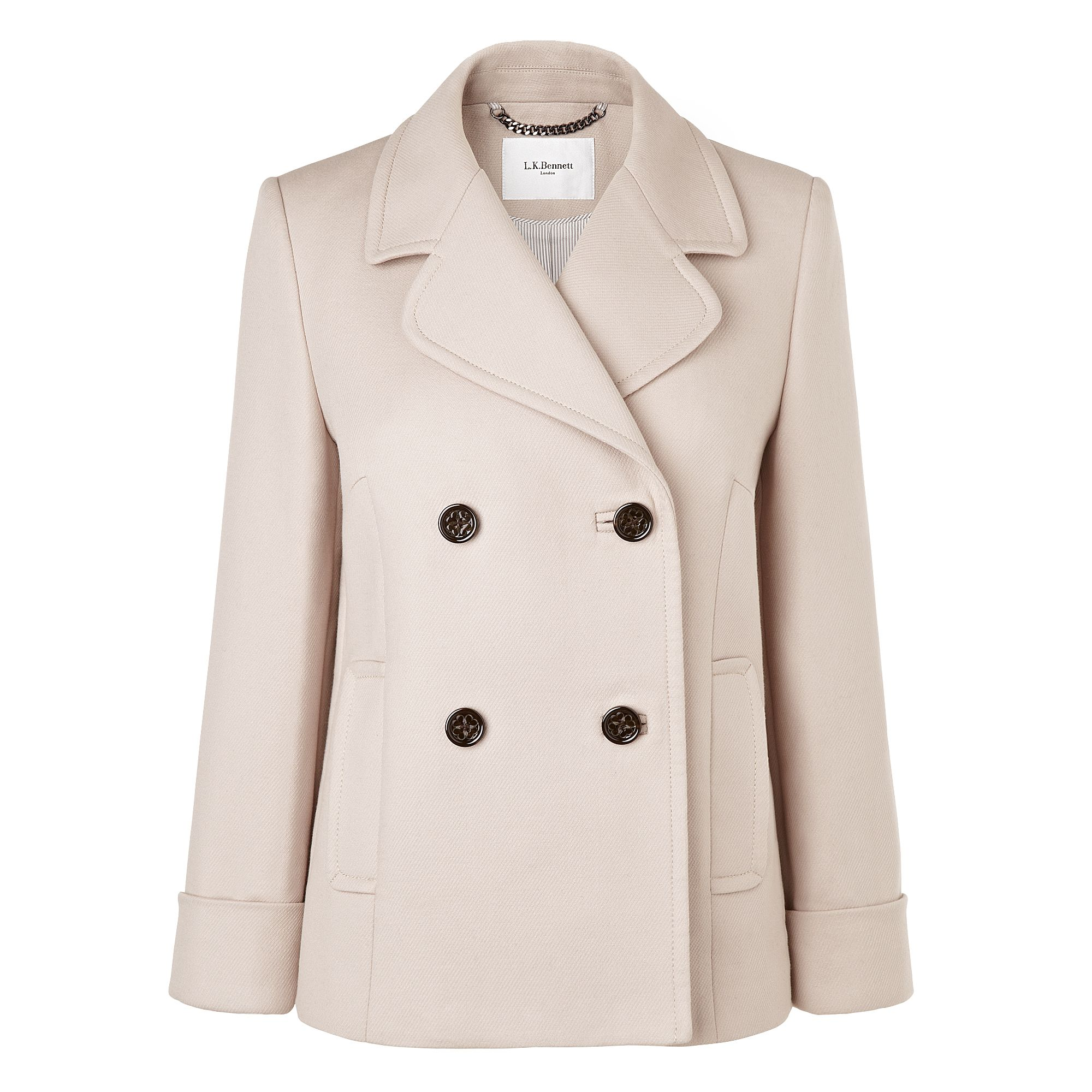 Crato Cotton Pea Coat